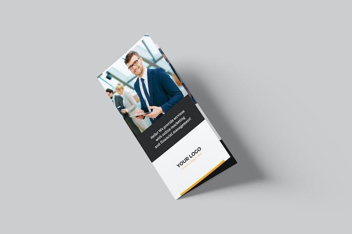 Thumbnail for Brochure – Marketing Bi-Fold DL