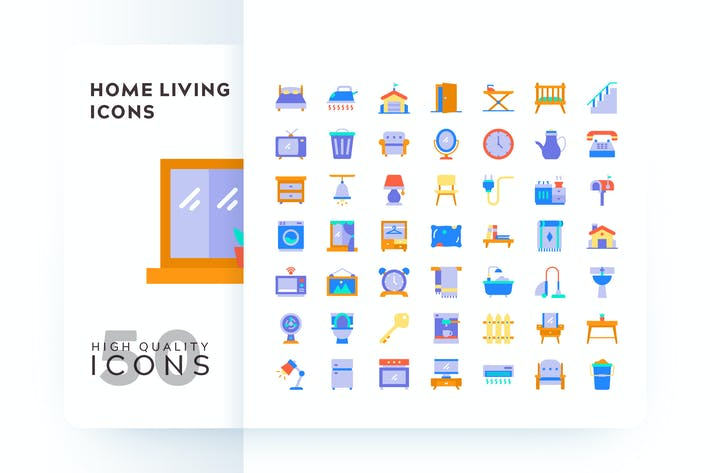 Thumbnail for HOME LIVING FLAT COLOR