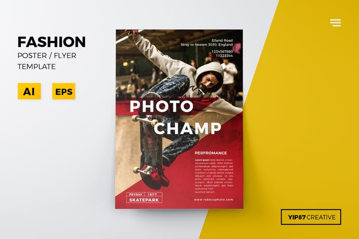 Thumbnail for Photo Fest Flyer