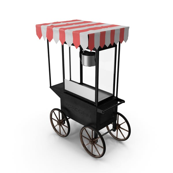 Thumbnail for Popcorn Cart