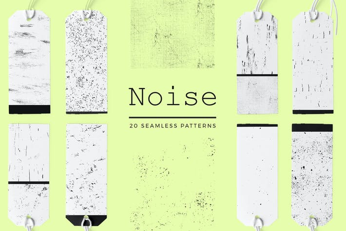 Cover Image For Noise Seamless Vector Patterns
