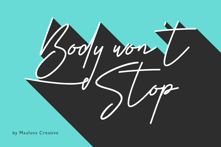 Thumbnail for Body Wont Stop
