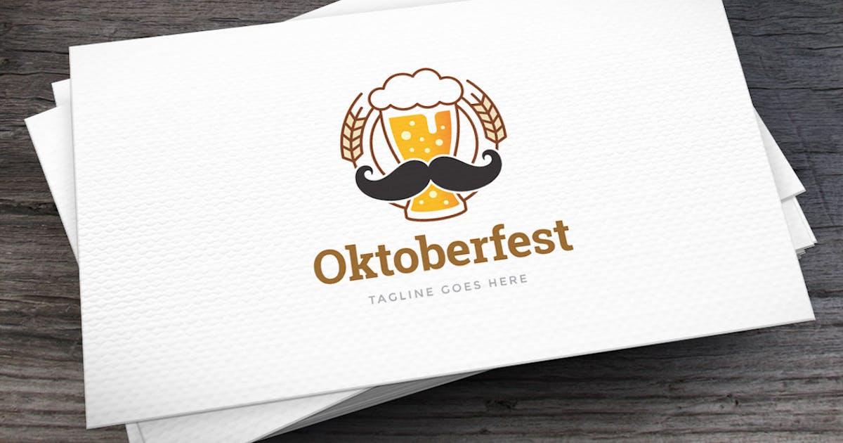 Download Moberfest Moustache Logo Template by empativo