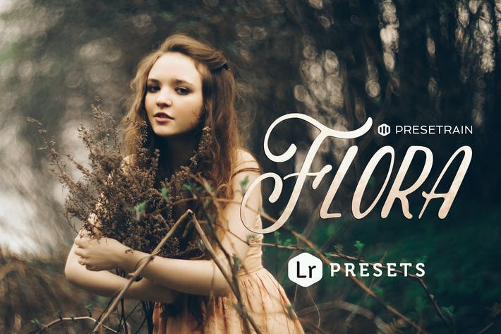 Thumbnail for Flora Lightroom Presets