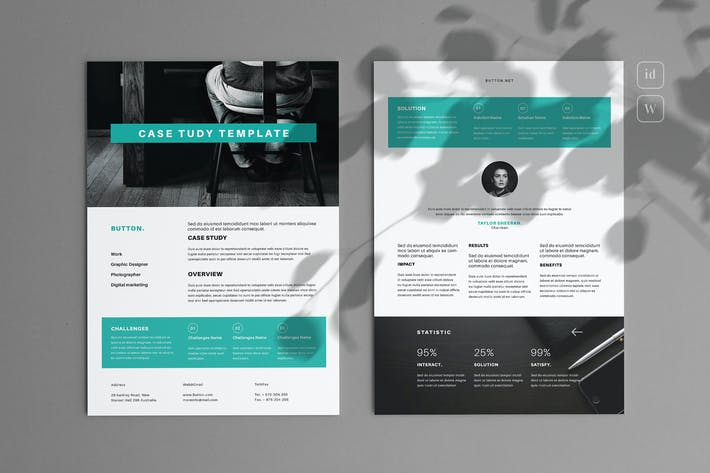 Thumbnail for Case Study Template