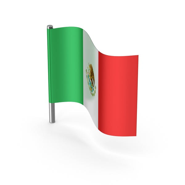 Thumbnail for Mexico Cartoon Flag