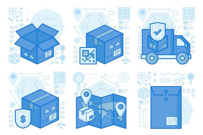 Thumbnail for Offene UX-Illustrationen Pakete