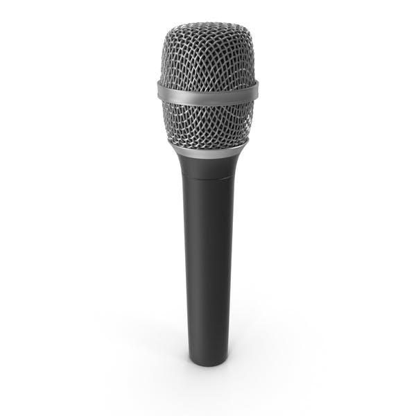 Цилиндрическая головка вокального микрофона