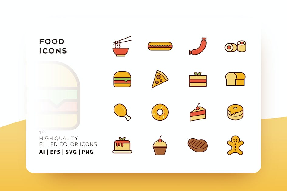 Download FOOD FILLED COLOR by subqistd