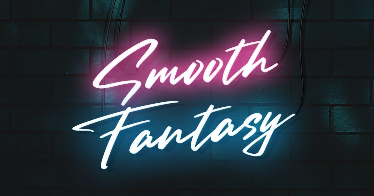 Download Smooth Fantasy Script by Din-Studio