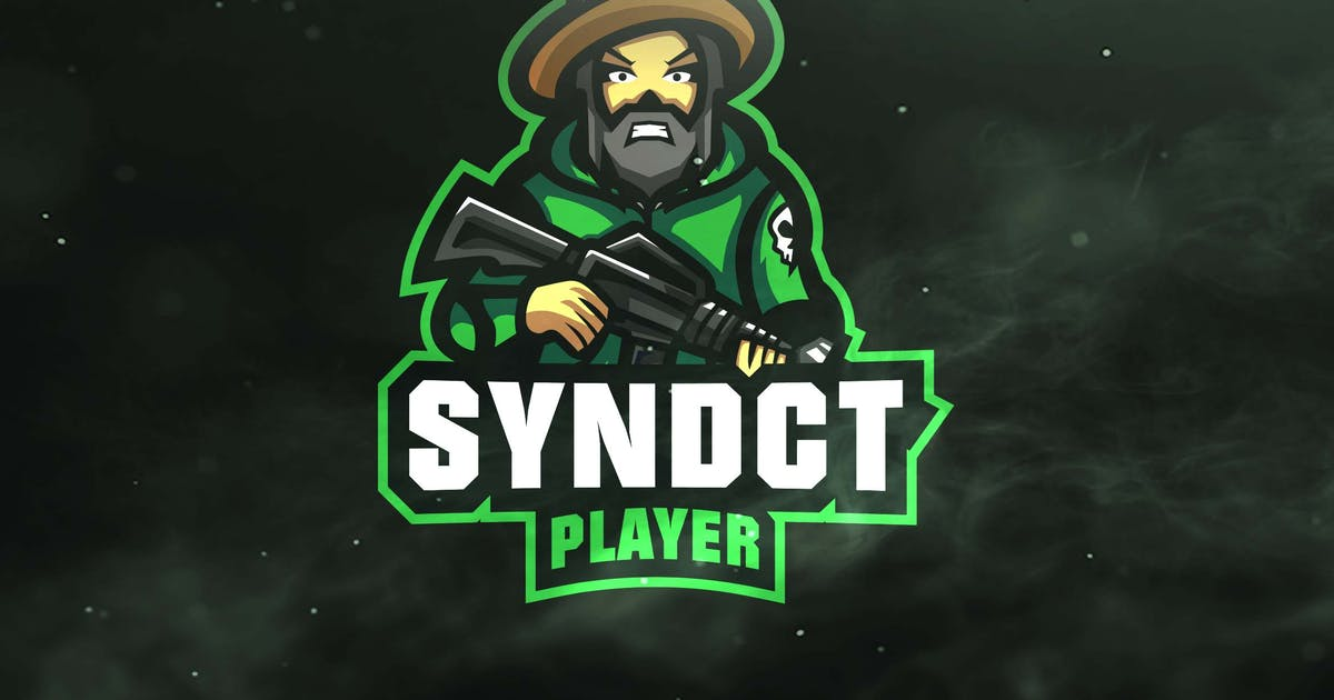 Download Syndct Sport and Esports Logos by ovozdigital