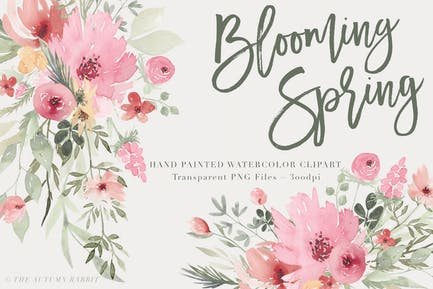 Blütenfrühling