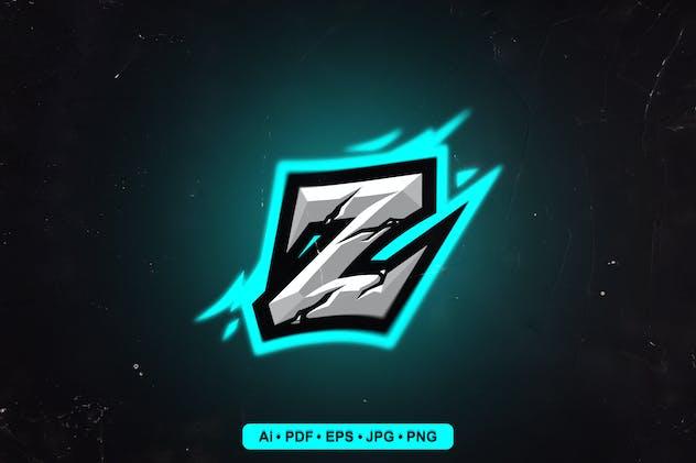 Z Initial Logo