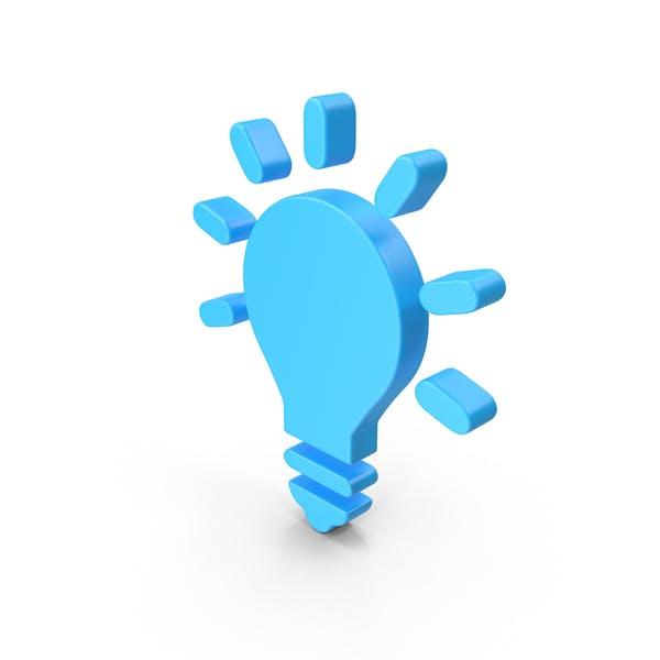 Lightbulb Web Icon