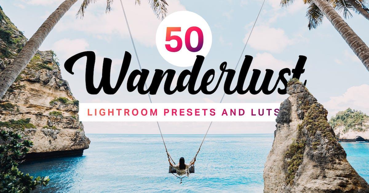 Download 50 Wanderlust Lightroom Presets LUTs by sparklestock