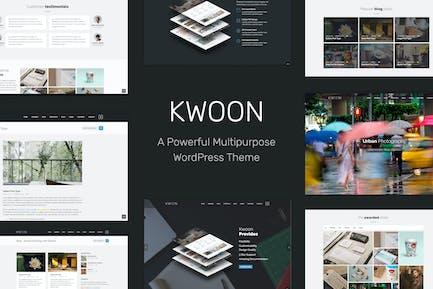 Kwoon - Multipurpose WordPress Thema
