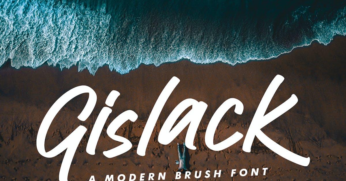 Download Gislack Brush by indotitas