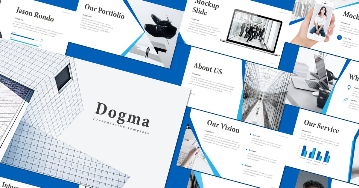 Download Dogma - Keynote Template by inspirasign