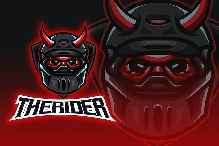 Thumbnail for Devil Helmet Esport Logo
