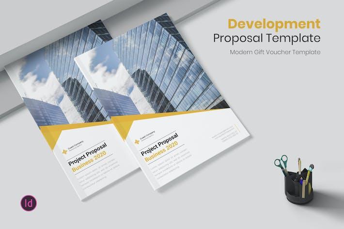 Thumbnail for Development Proposal