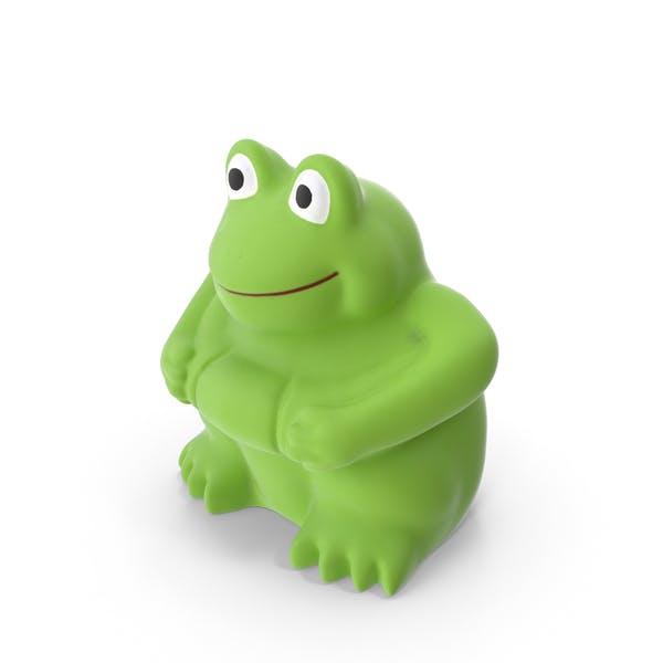 Frog Bath Toy