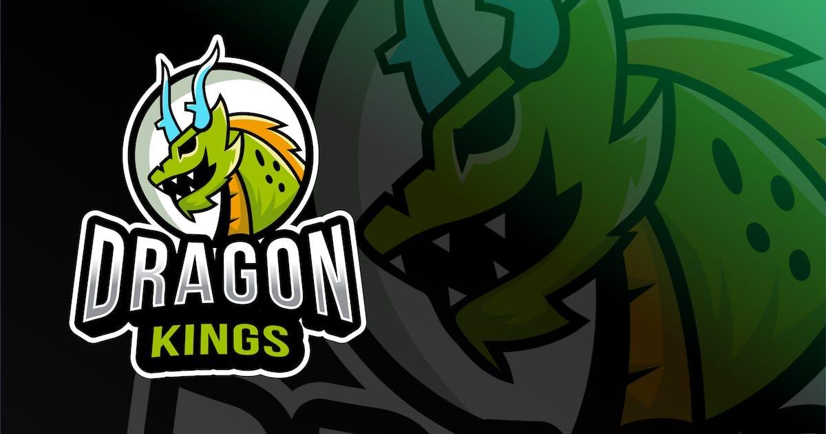 Download Dragon Kings Esport Logo Template by IanMikraz