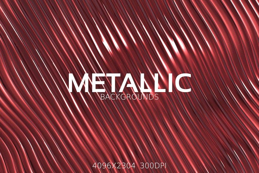 Metallic Backgrounds