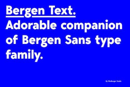 Texte de Bergen