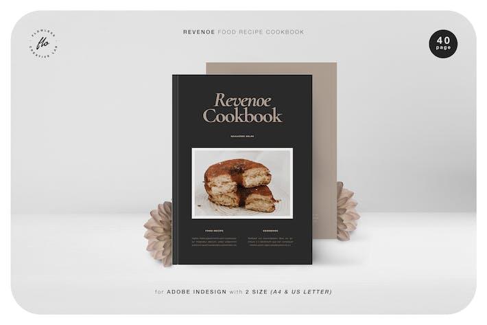 Thumbnail for Revenoe Food Recipe Cookbook