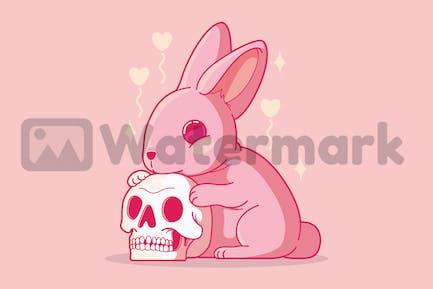 Niedliches Kaninchen