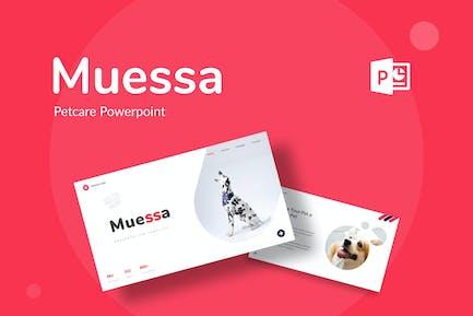Muessa - Petcare Powerpoint