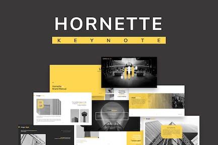 Hornette Keynote