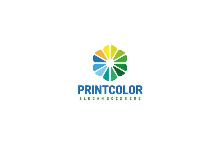 Thumbnail for Printing Colors Logo