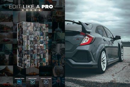 Edit Like A PRO 73th - Photoshop & Lightroom