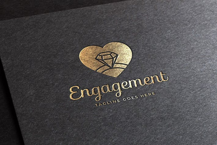Thumbnail for Engagement Logo Template