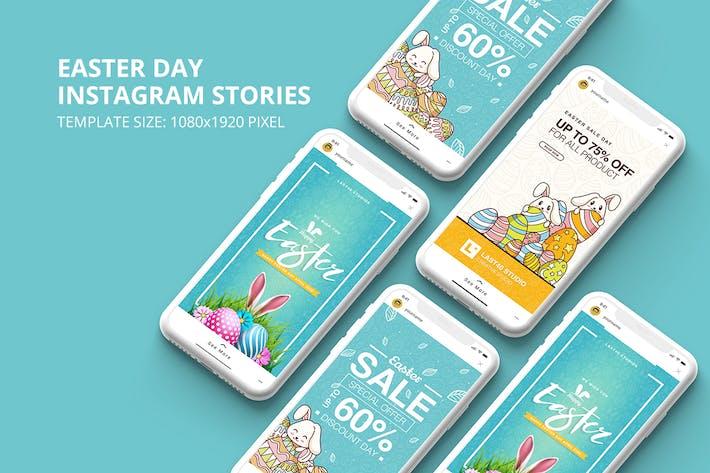 Thumbnail for Ostertag Instagram Stories Vorlage