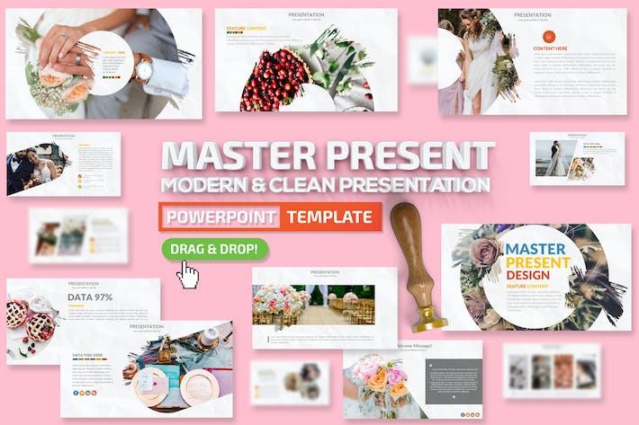 Thumbnail for Презентация Master Powerpoint