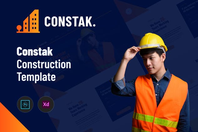 Constak – Construction Template