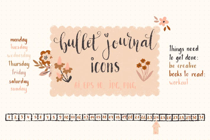 Thumbnail for Bullet Journaling
