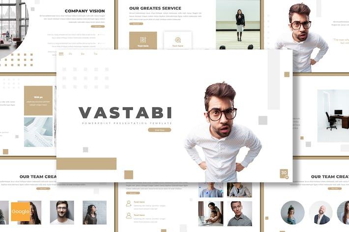 Thumbnail for Vastabhi - Business Google Slides Template