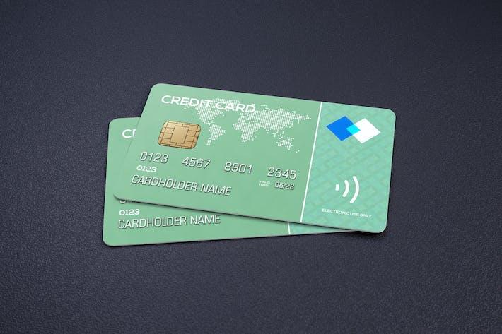 Thumbnail for Kreditkartenmockup