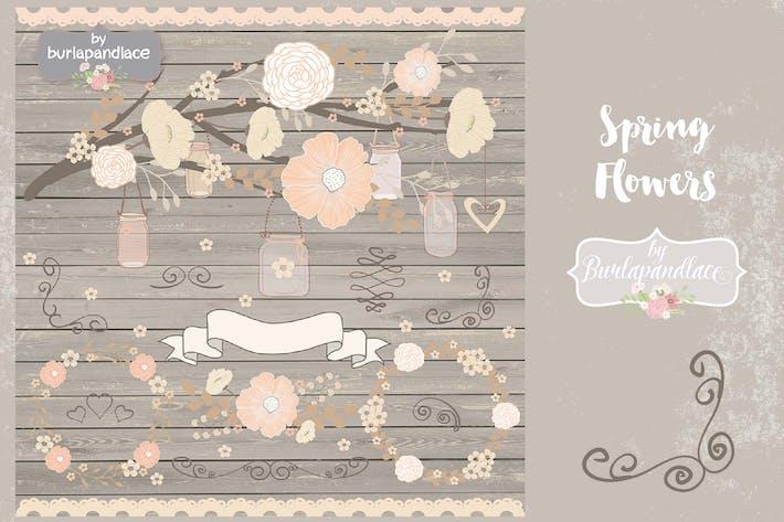 Thumbnail for Fleurs de printemps