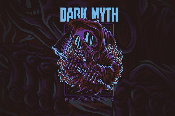 Thumbnail for Dark Myth