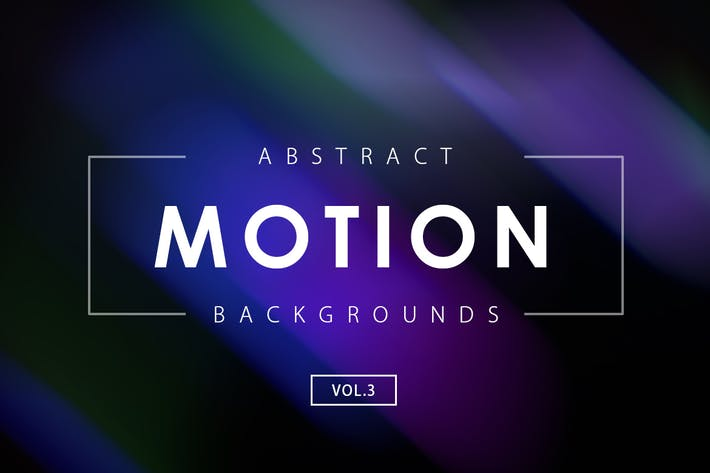 Thumbnail for 30 Motion Backgrounds Vol. 3