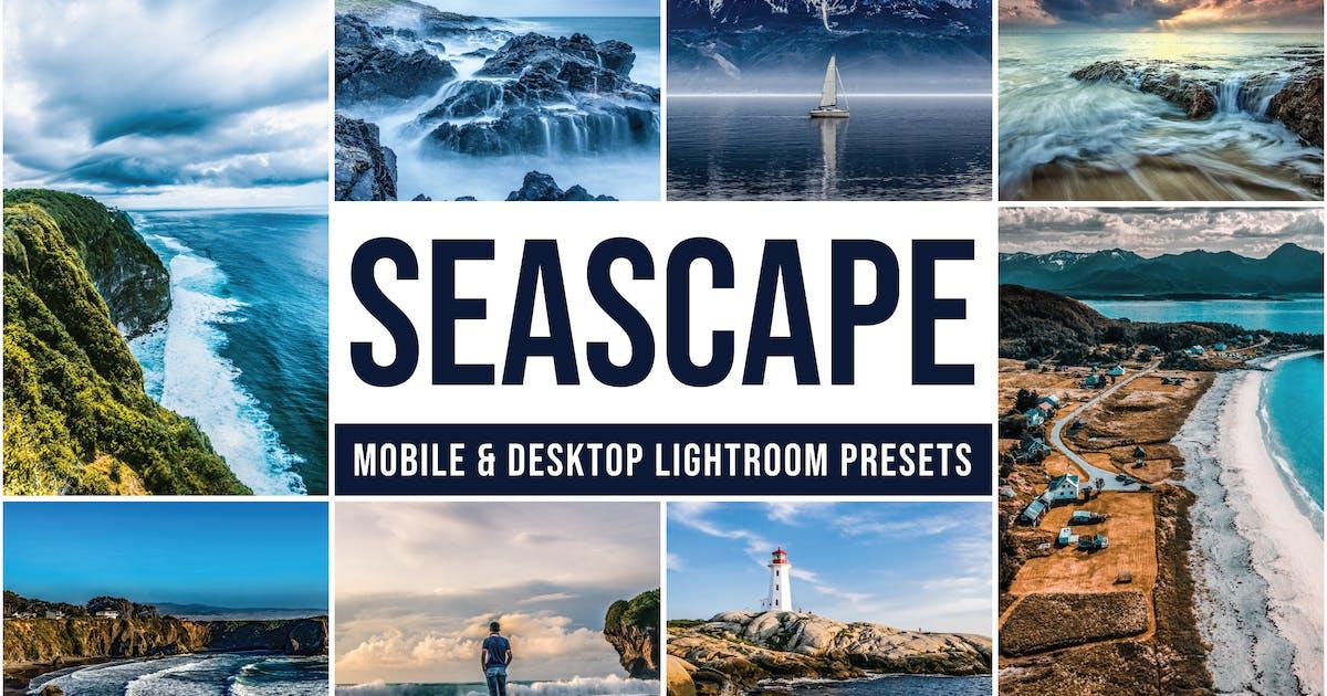 Download Seascape Mobile and Desktop Lightroom presets by softonigraphics