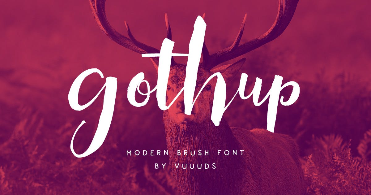 Gothup by vuuuds