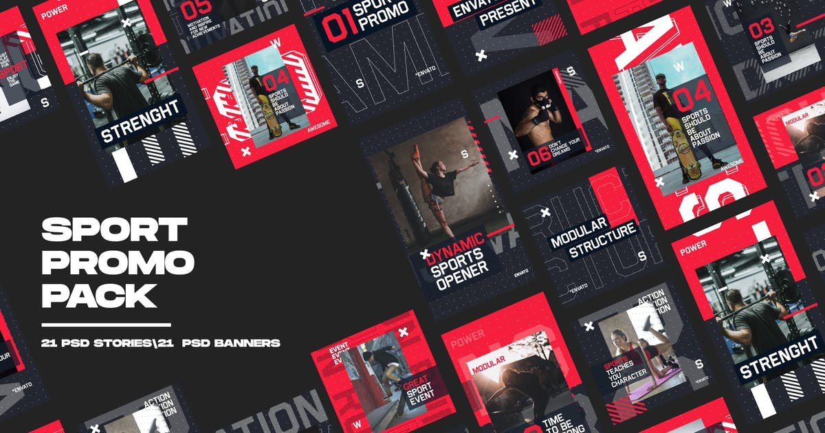 Download Sport Promo Pack by MotionMediaGroup