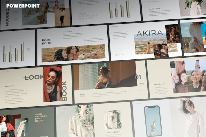 Thumbnail for Klien - Elegant Powerpoint Presentation