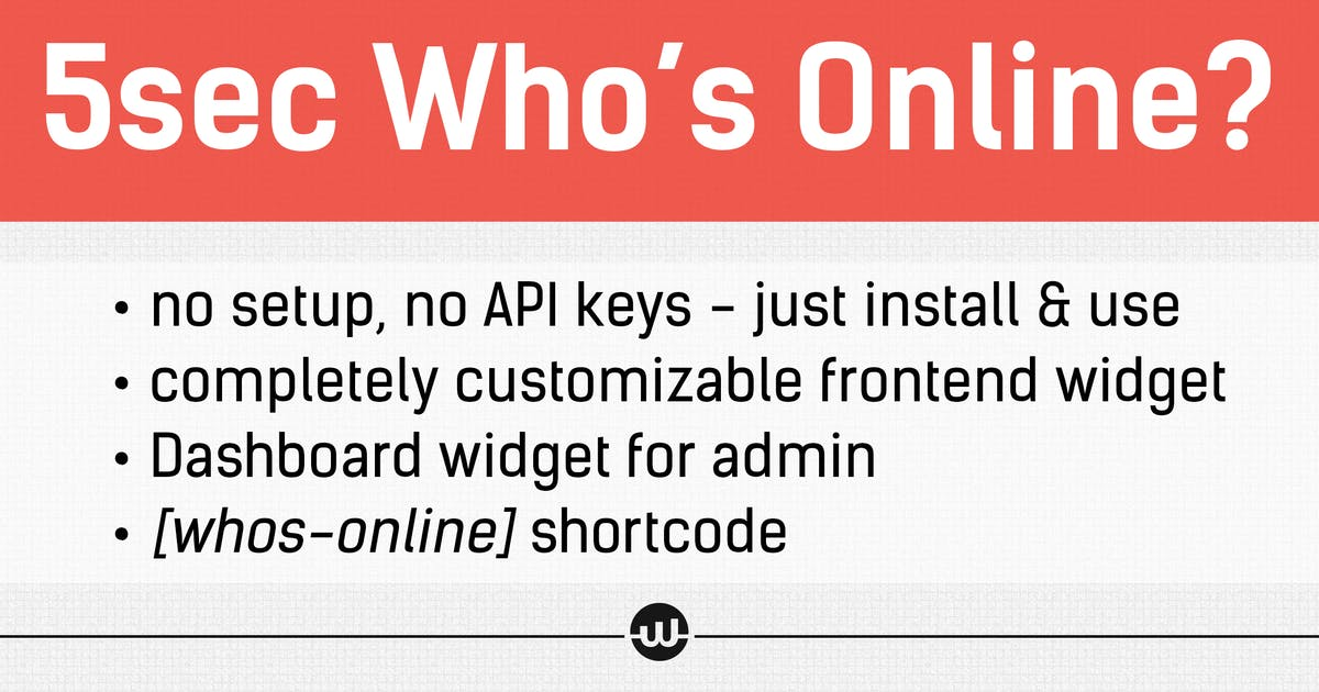 Download 5sec Who's Online by WebFactory