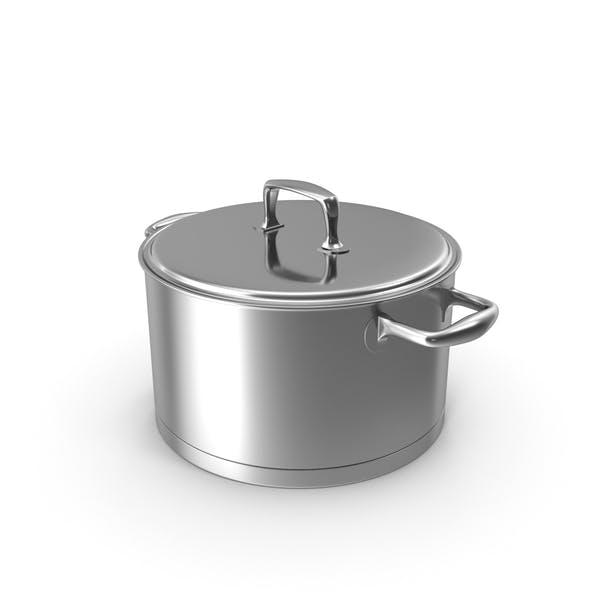 Olla de utensilios de cocina